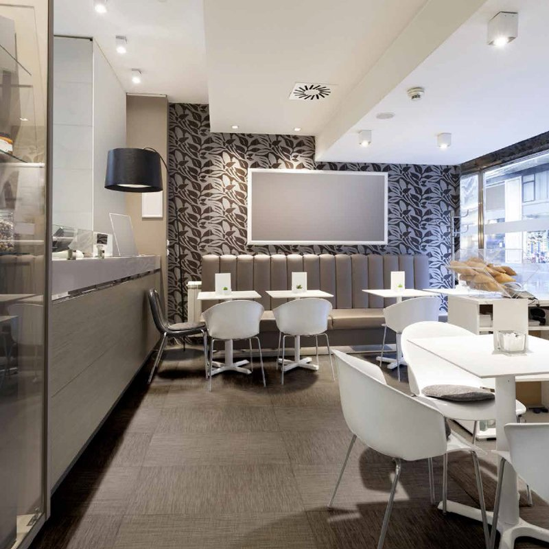 Cafetería Metropolitan