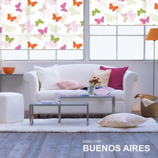 Estor Decorativo Colección Buenos Aires