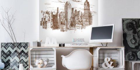 Estores de impresión digital - Colección Ciudades