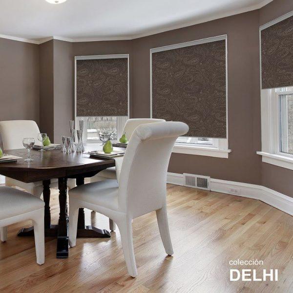Estor Decorativo Colección Delhi