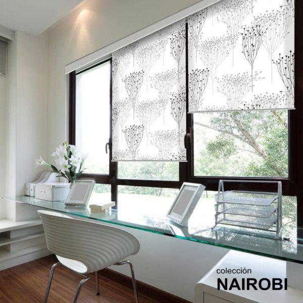 Estor Decorativo Colección Nairobi