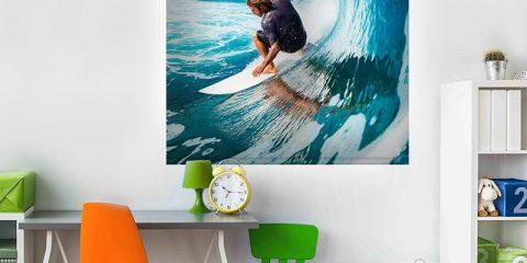 Estor enrollable juvenil - Colección Surf