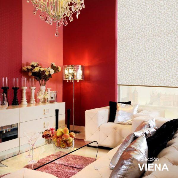 Estor Decorativo Colección Viena