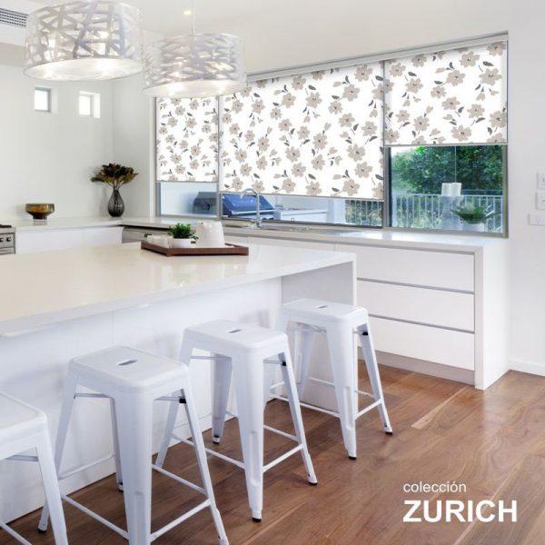 Estor Decorativo Colección Zúrich