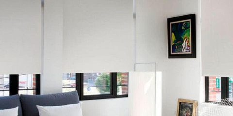 Estor Enrollable Fibra de vidrio Opaco Opac-400