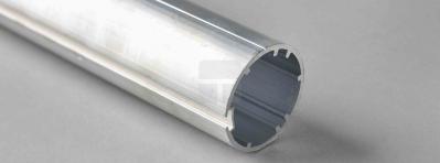 Tubo de aluminio reforzado 43